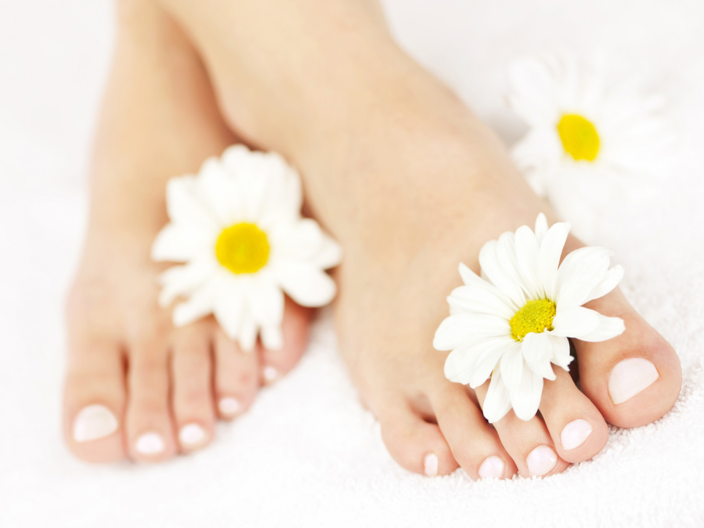 Pamper Yourself With a Mani-Pedi